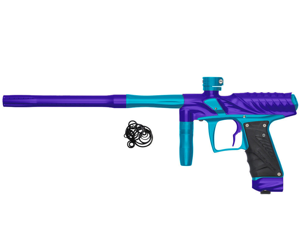 Bob Long Insight NG Paintball Gun - Violet/Teal