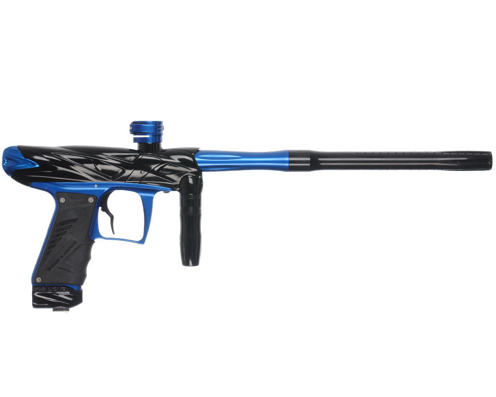 Bob Long Onslaught Paintball Gun - Black/Blue