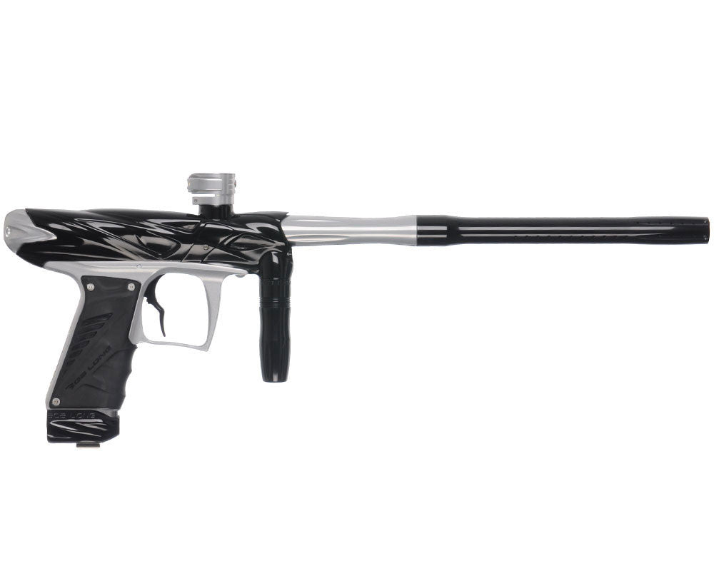 Bob Long Onslaught Paintball Gun - Black/Silver
