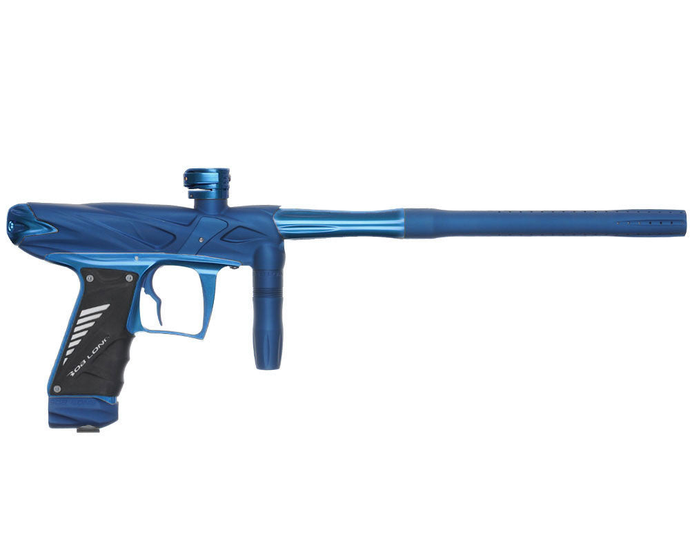 Bob Long Onslaught Paintball Gun - Dust Blue/Blue