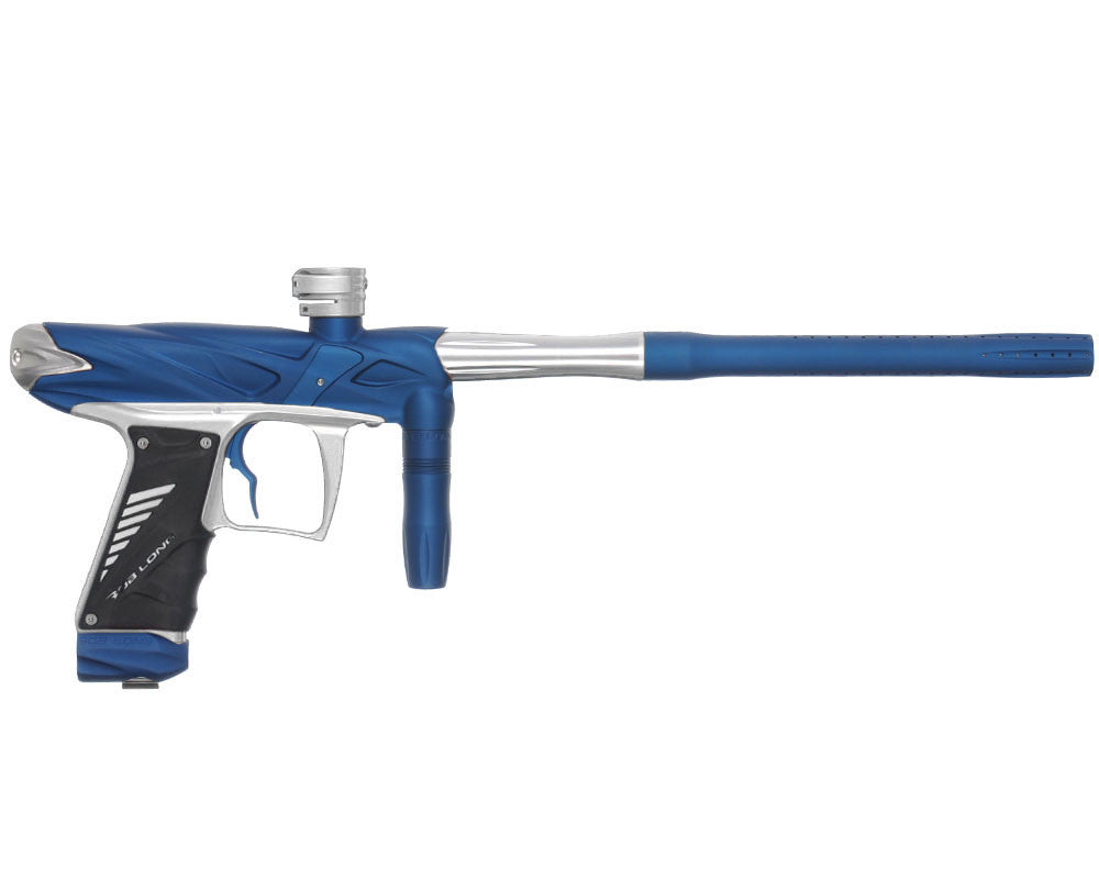 Bob Long Onslaught Paintball Gun - Dust Blue/Silver