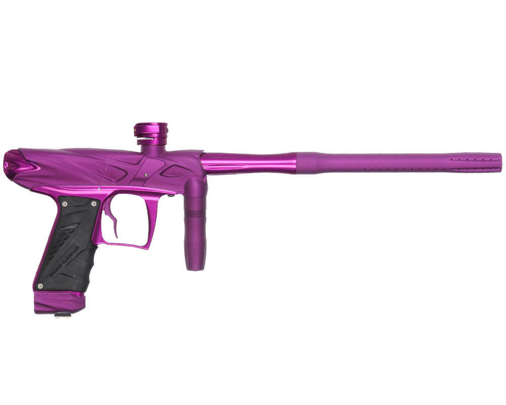 Bob Long Onslaught Paintball Gun - Dust Purple/Purple