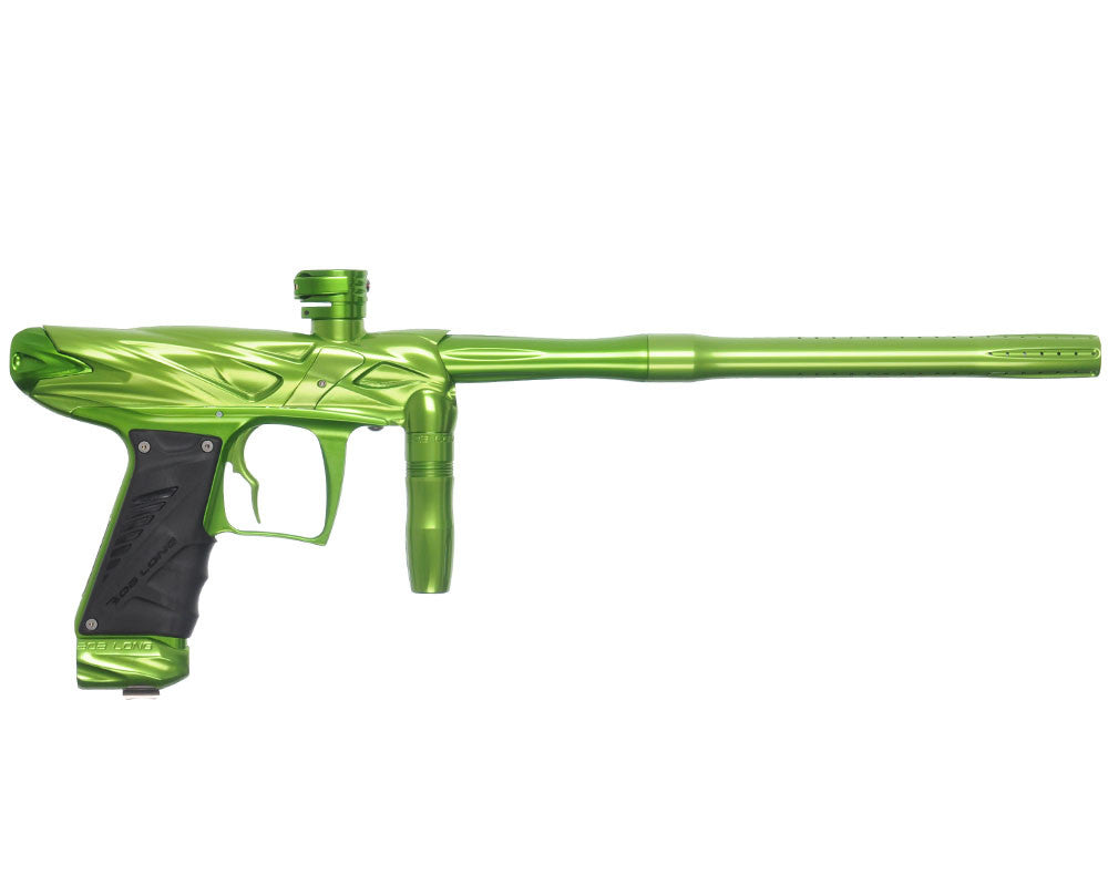 Bob Long Onslaught Paintball Gun - Lime/Lime