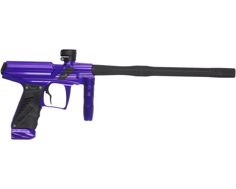 Bob Long Phase Color Paintball Gun - Violet