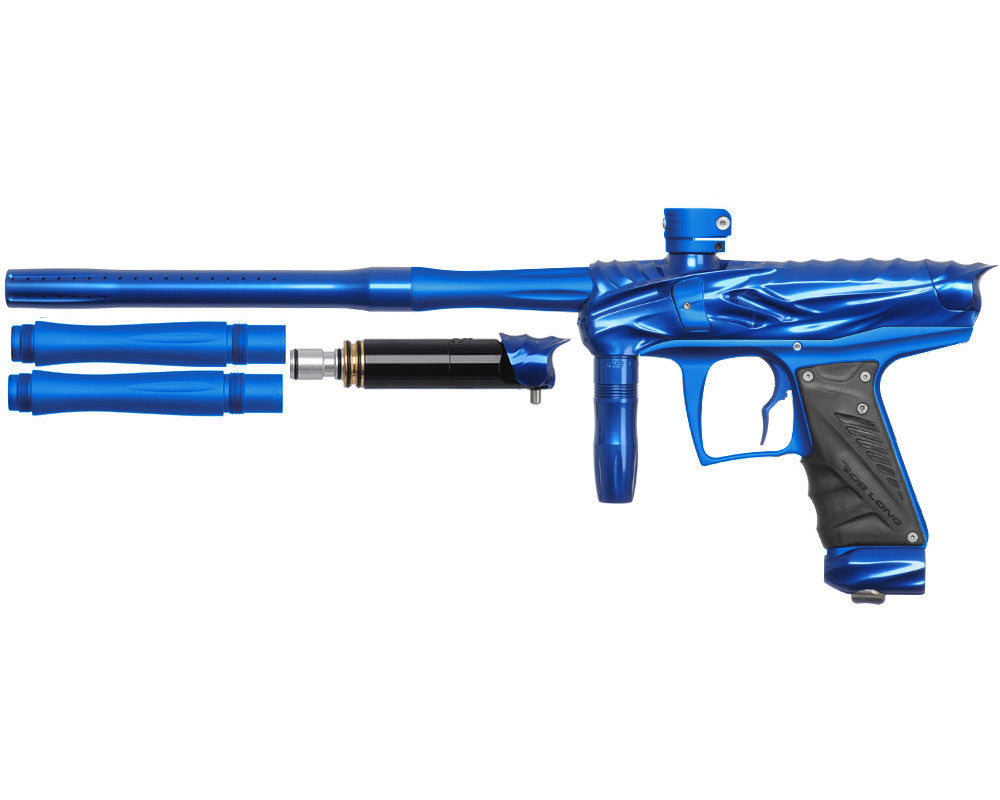 Bob Long Reptile VIS Paintball Gun - Blue/Dust Blue