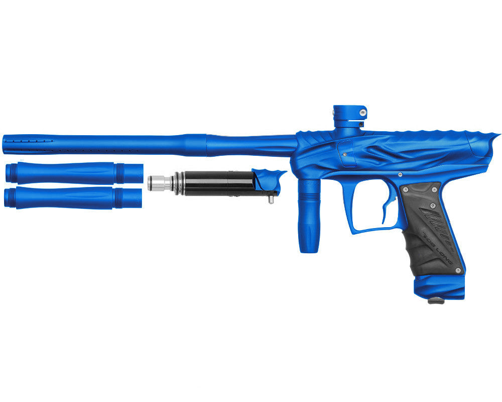 Bob Long Reptile VIS Paintball Gun - Dust Blue/Dust Blue