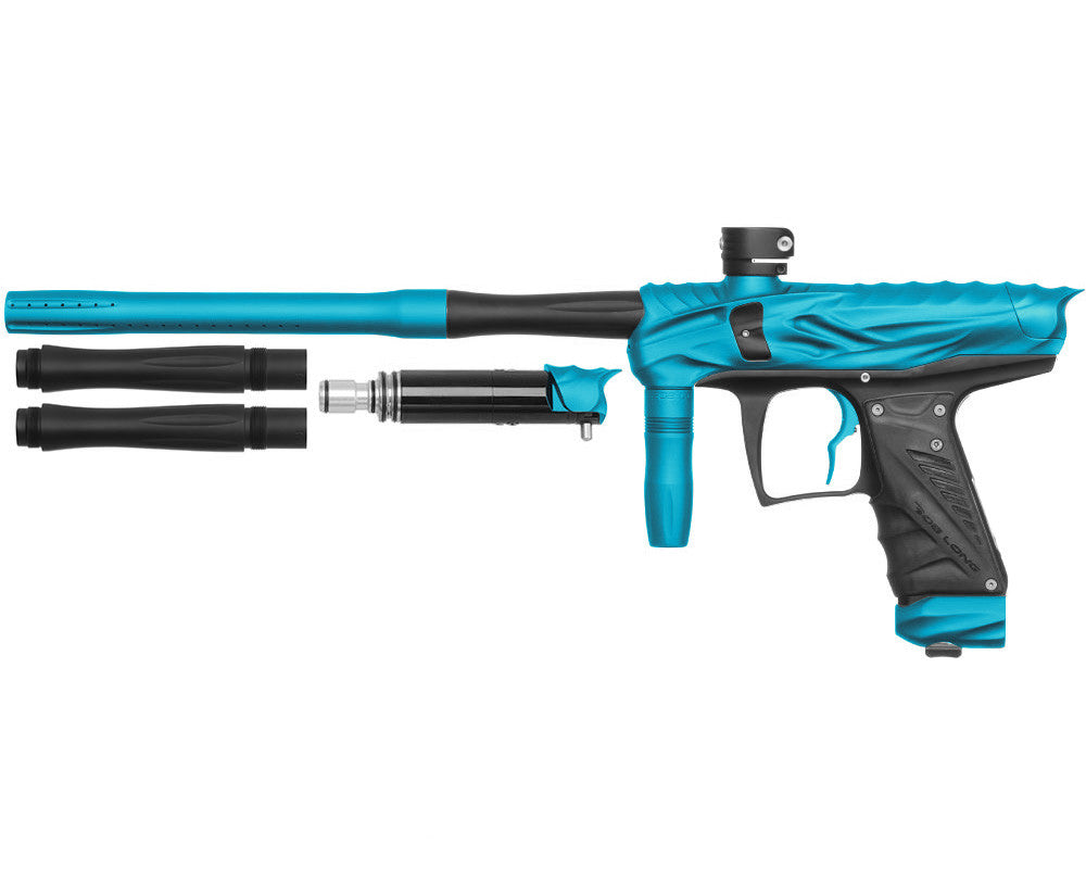 Bob Long Reptile VIS Paintball Gun - Dust Teal/Dust Black