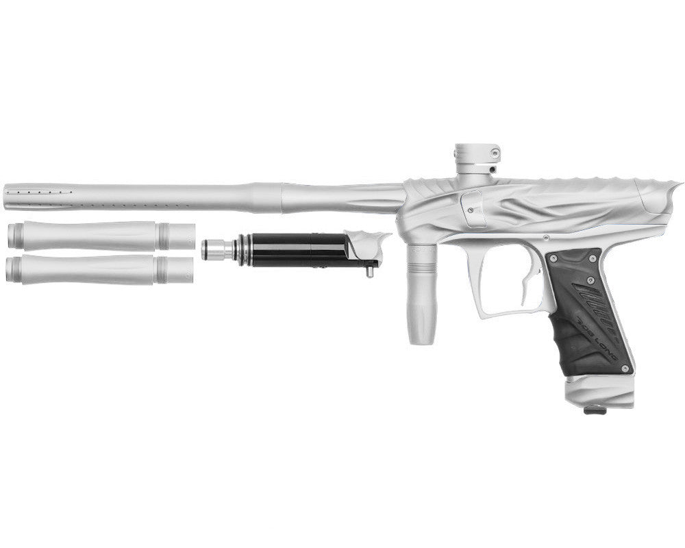 Bob Long Reptile VIS Paintball Gun - Dust White/Dust White