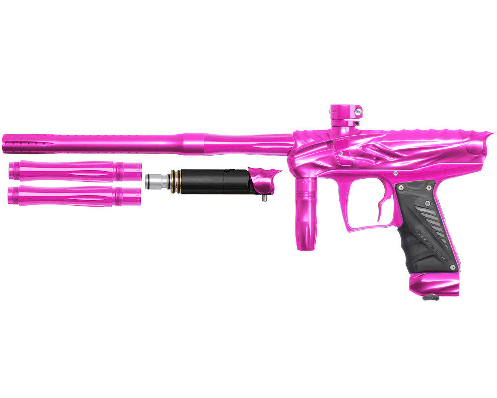 Bob Long Reptile VIS Paintball Gun - Pink/Pink