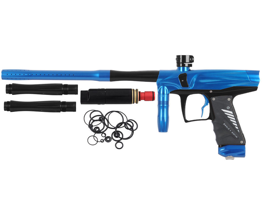 Bob Long VIS Paintball Gun - Blue/Black