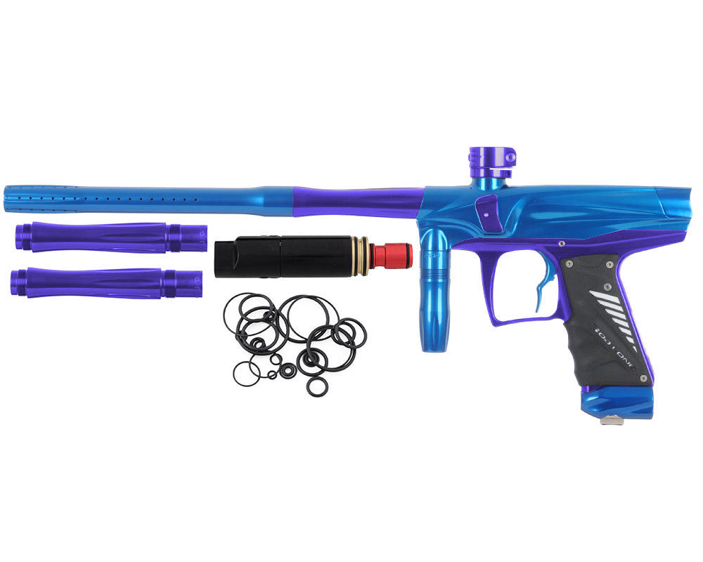 Bob Long VIS Paintball Gun - Blue/Violet