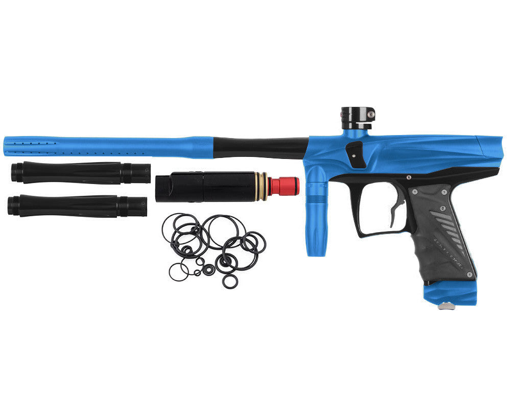Bob Long VIS Paintball Gun - Dust Blue/Black
