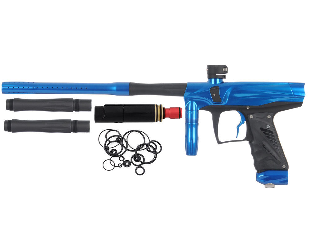 Bob Long VIS Paintball Gun - Dust Blue/Dust Black
