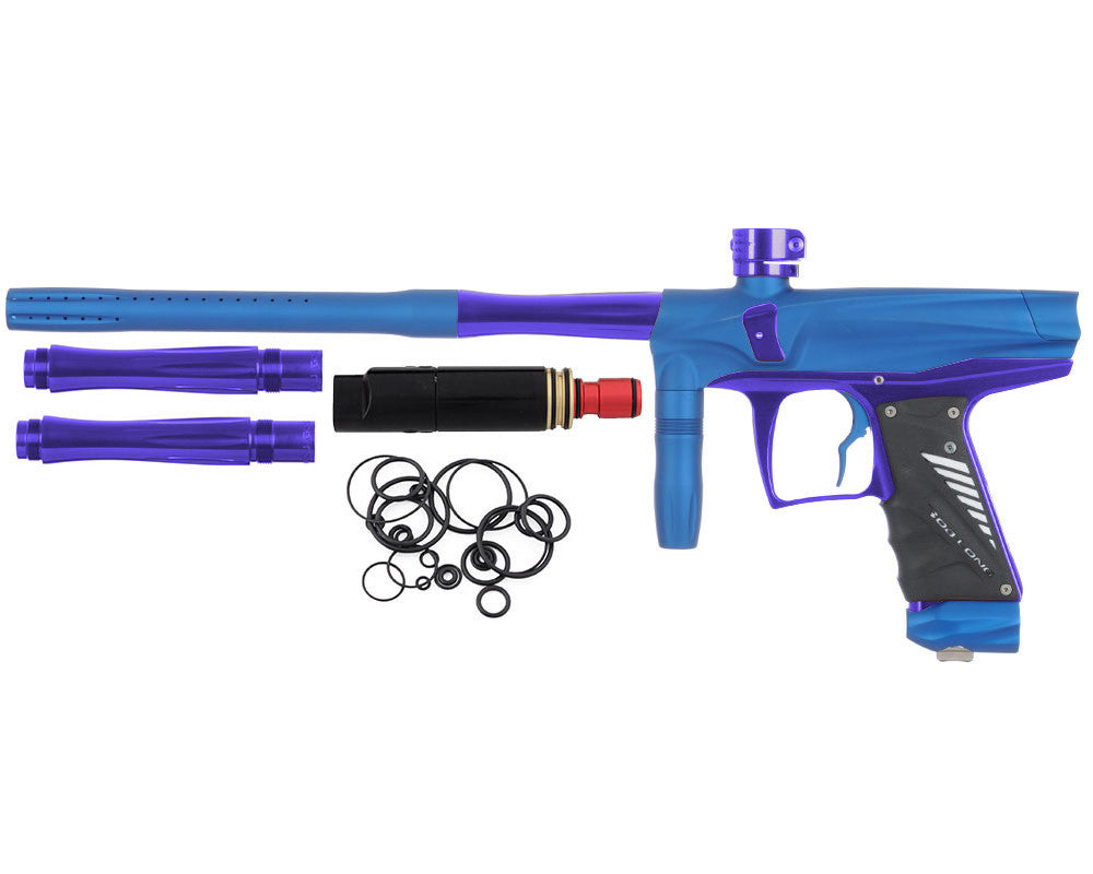 Bob Long VIS Paintball Gun - Dust Blue/Violet