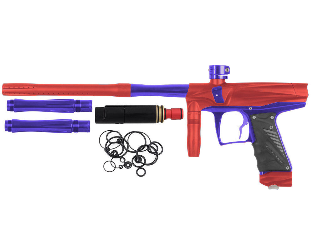 Bob Long VIS Paintball Gun - Dust Red/Violet