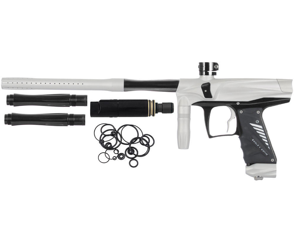 Bob Long VIS Paintball Gun - Dust White/Black