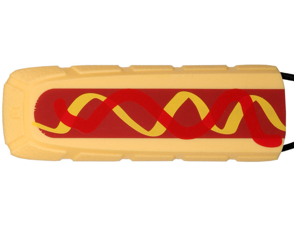 Exalt Bayonet Rubber Barrel Cover - Hot Dog
