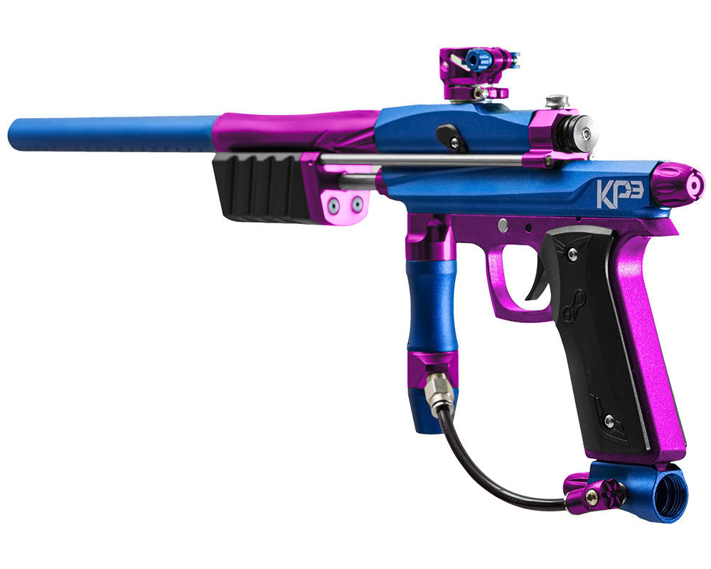 Azodin KP3 Kaos Pump Paintball Gun - Blue/Purple