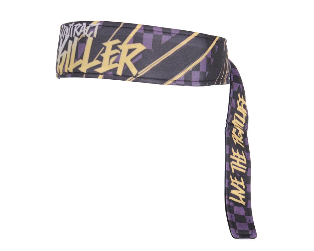 2014 Contract Killer Punk Yellow Headband