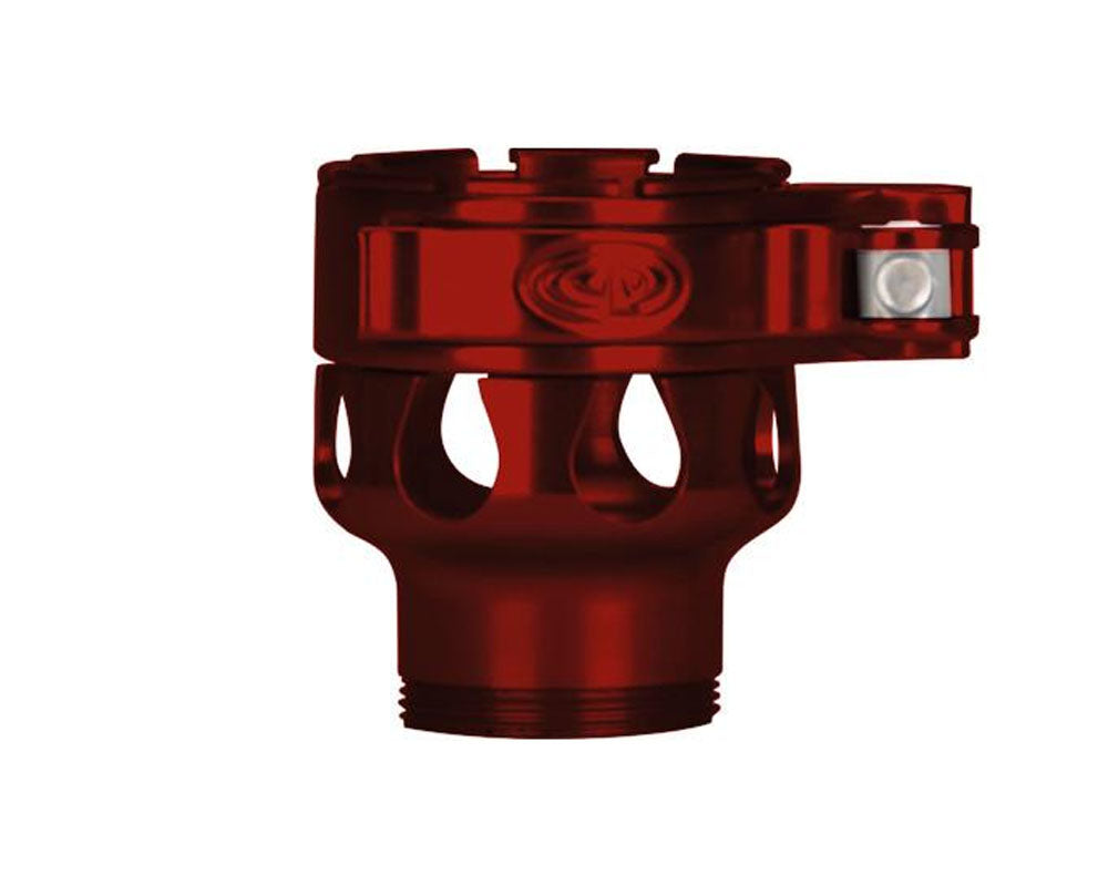 Custom Products CP Angel 1 Clamping Feed Neck - Red