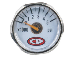 Custom Products HPA Fill Station Pressure Gauge