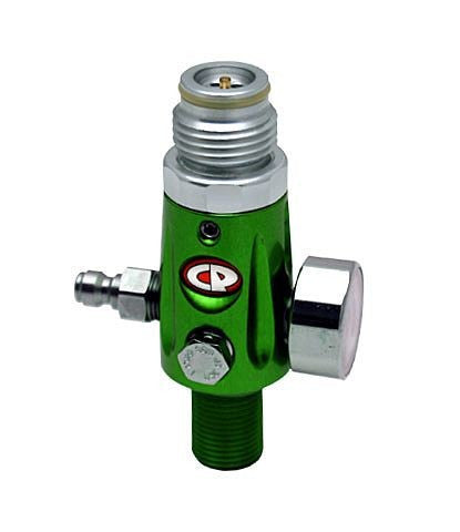 CP Compressed Air Tank Regulator - 4500 PSI - Green