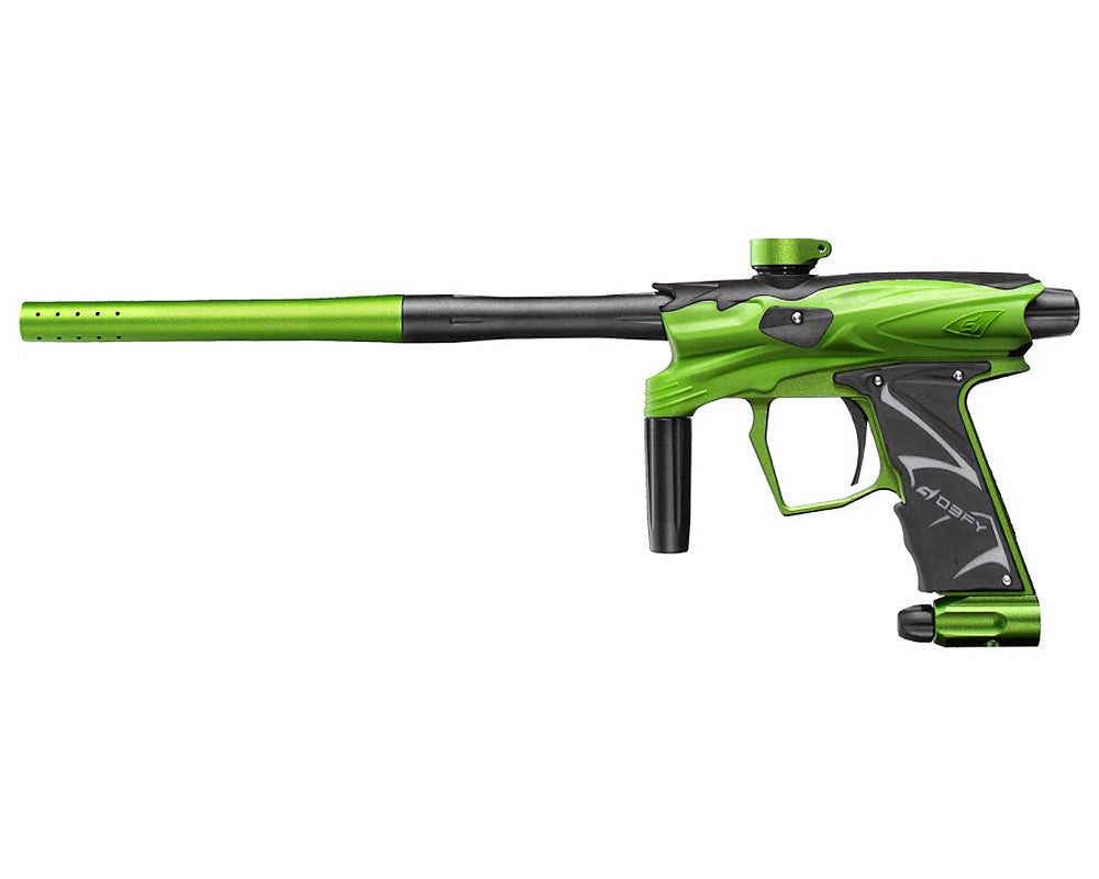 D3FY Sports D3S Paintball Gun w/ Tadao Board - Lime/Black