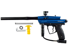 D3FY Sports Vert3x Paintball Gun - Dark Blue