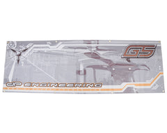 "Dangerous Power G5 Banner - 72"" x 24"""