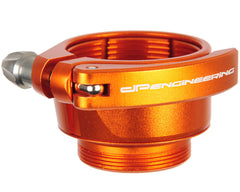 Dangerous Power Clamping Feedneck - Dust Orange