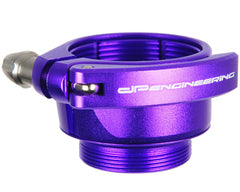Dangerous Power Clamping Feedneck - Dust Purple