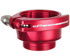 Dangerous Power Clamping Feedneck - Dust Red