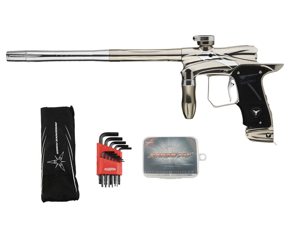 Dangerous Power G5 Spec-R Paintball Marker - Andromeda Grey