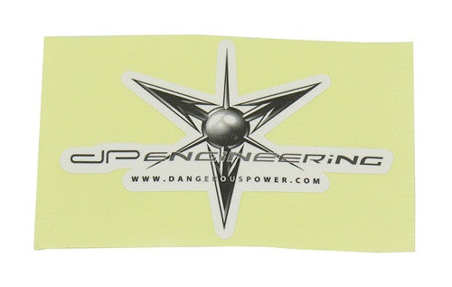 Dangerous Power Logo Sticker