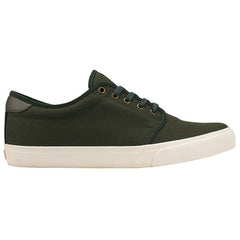 Dekline Santa Fe - Rosin/White Canvas - Skateboard Shoes