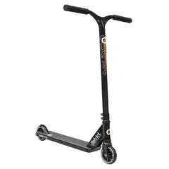 District C152 - Black/Orange - Scooter