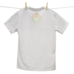 Dunkelvolk Tiempo T-Shirt - White - Mens T-Shirt