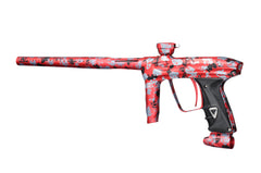 DLX Luxe 2.0 OLED Paintball Gun - Camo Red