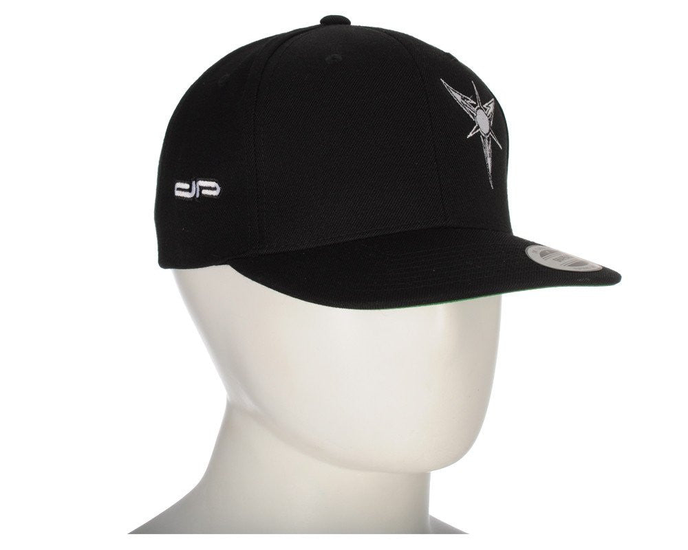 Dangerous Power Tri-Start Snap Back Hat - Black