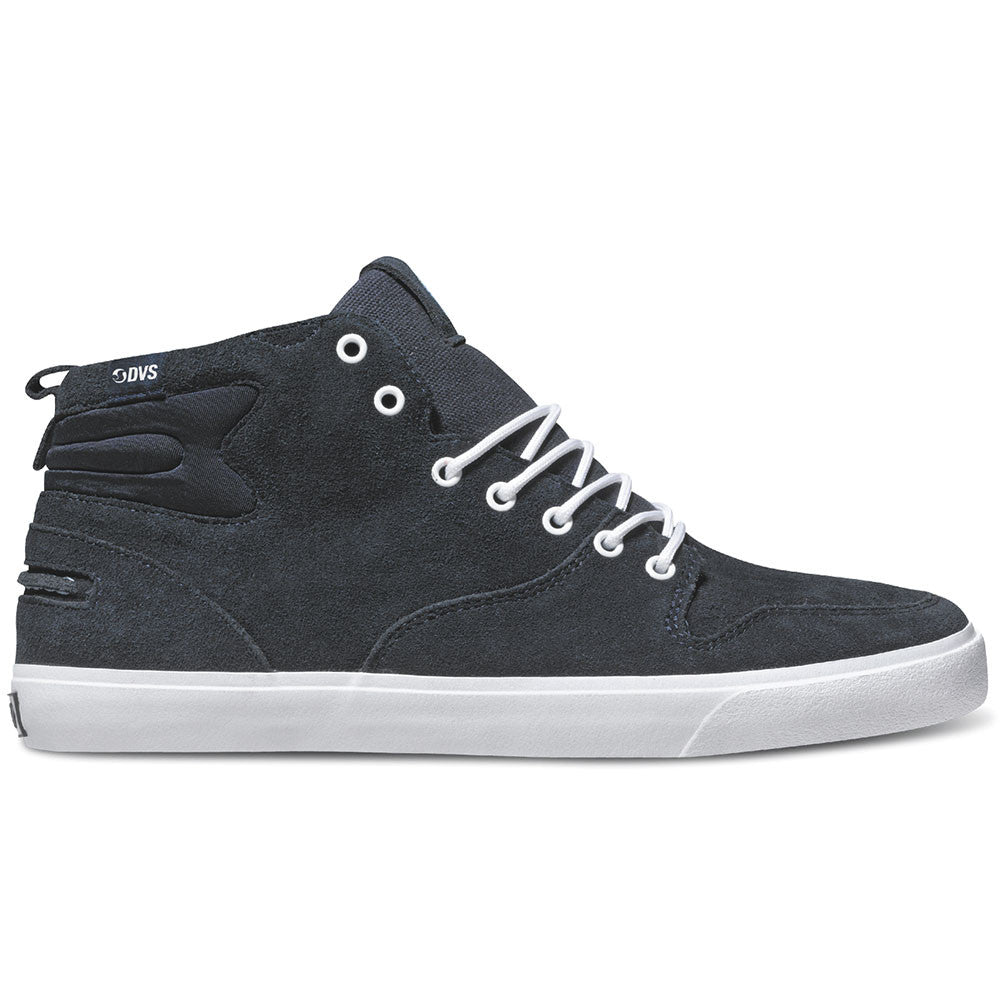 DVS Elm - Navy Suede 410 - Skateboard Shoes