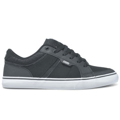 DVS Barton - Black Nubuck 001 - Skateboard Shoes