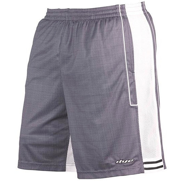 2010 Dye MVP Basketball Shorts - Grey