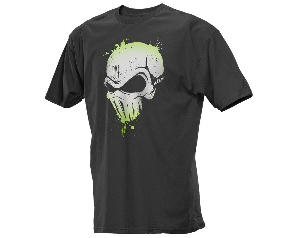 2014 Dye Gameface T-Shirt - Charcoal