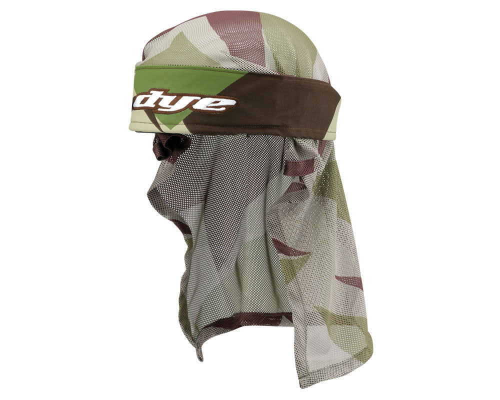 2015 Dye Head Wrap - Barracks Olive