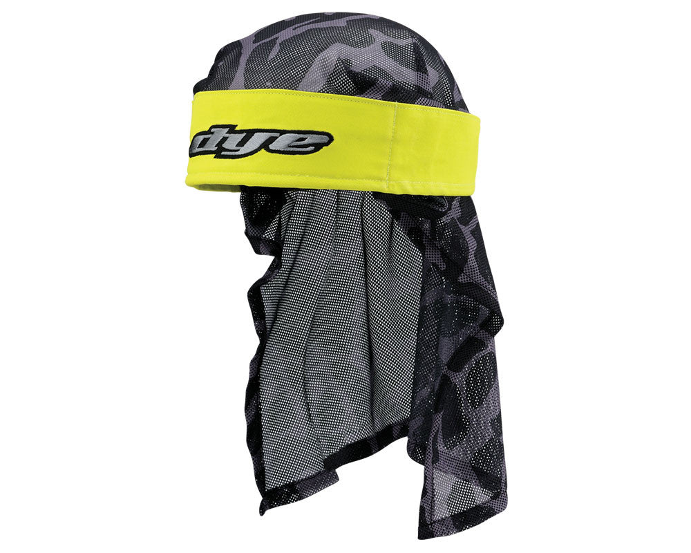 2015 Dye Head Wrap - Skinned Lime