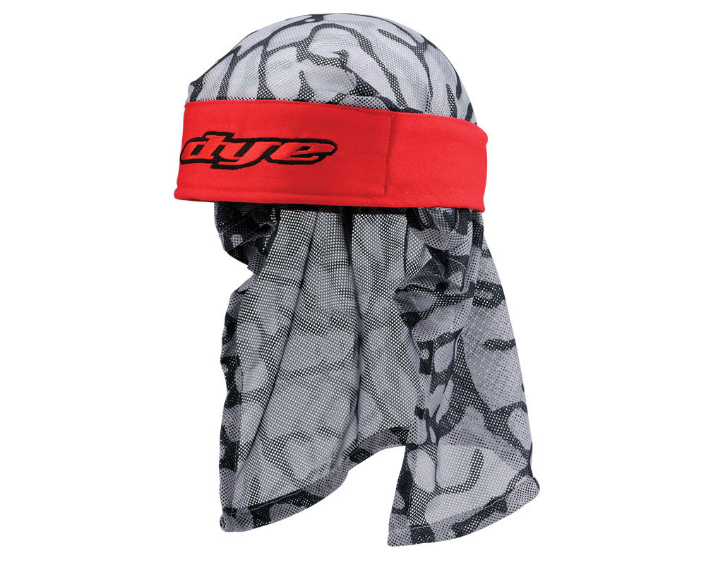 2015 Dye Head Wrap - Skinned Red