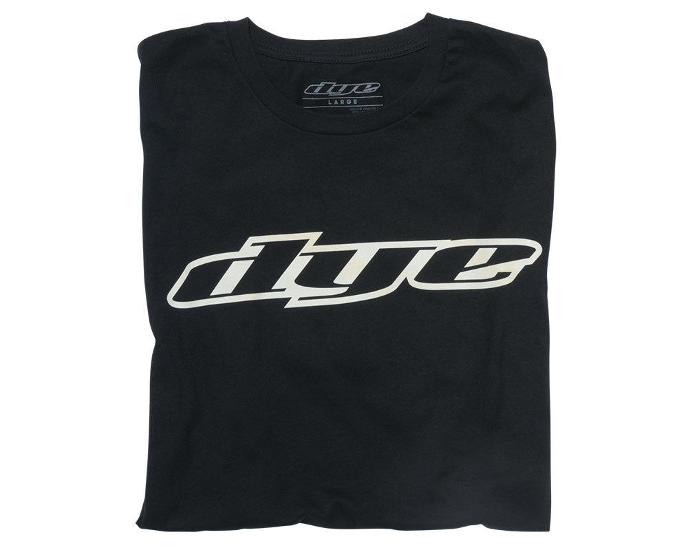 2015 Dye Logo T-Shirt - Black