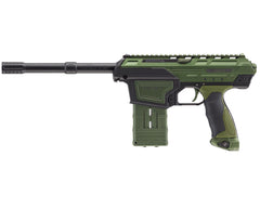 Dye Assault Matrix CQB DAM Paintball Gun - Olive