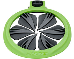 Dye Rotor R2 Quick Feed Lid - Bright Green