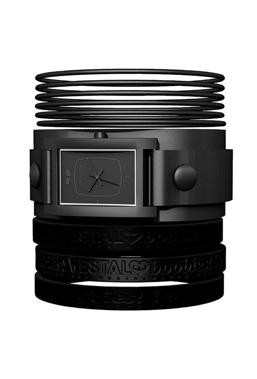 Vestal Electra Jelly  - Black - Womens Watch